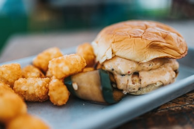 Which are the best burgers and fries in Australia?